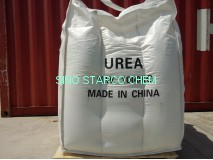 China urea 1000kg bag packing