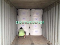 China urea 500kg bag packing